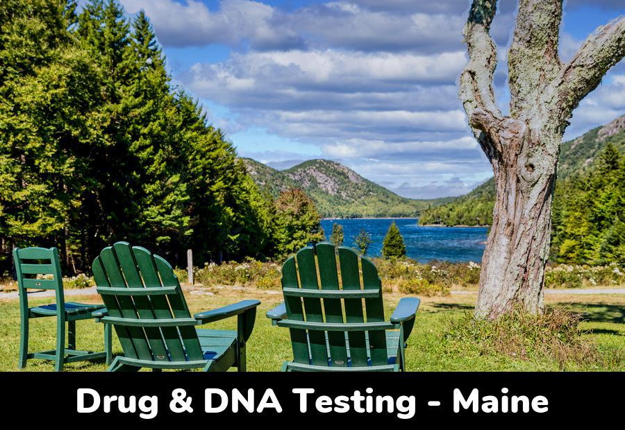 Maine DNA & Drug Testing: Clinic Locations by City in ME