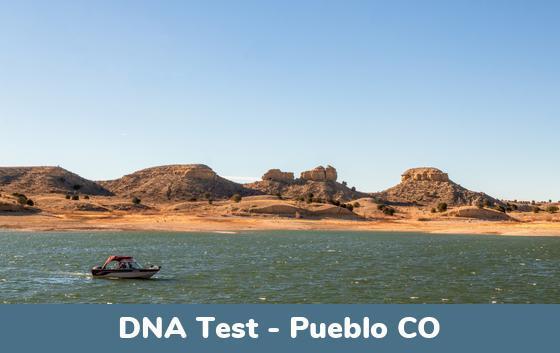 Pueblo CO DNA Testing Locations