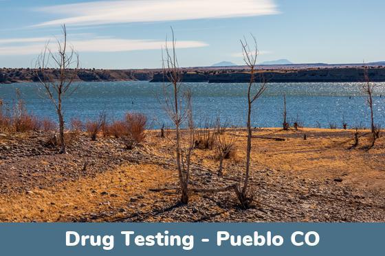 Pueblo CO Drug Testing Locations