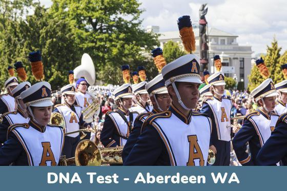 Aberdeen WA DNA Testing Locations