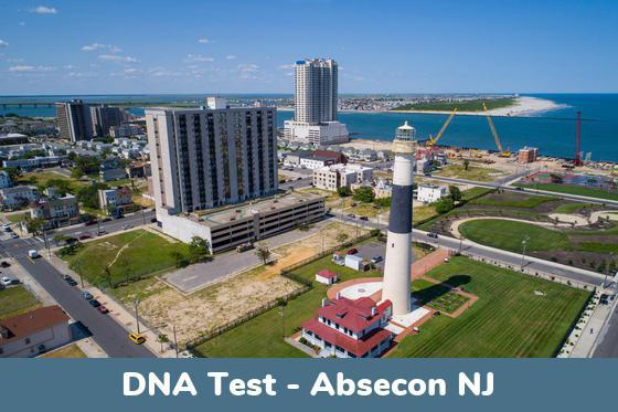 Absecon NJ DNA Testing Locations
