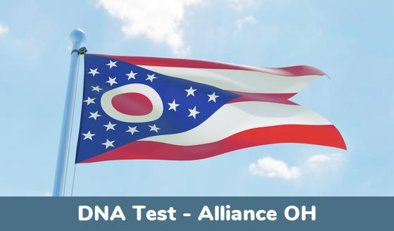 Alliance OH DNA Testing Locations