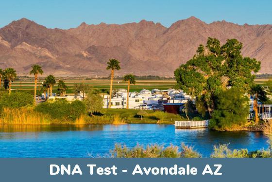 Avondale AZ DNA Testing Locations