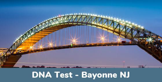 Bayonne NJ DNA Testing Locations