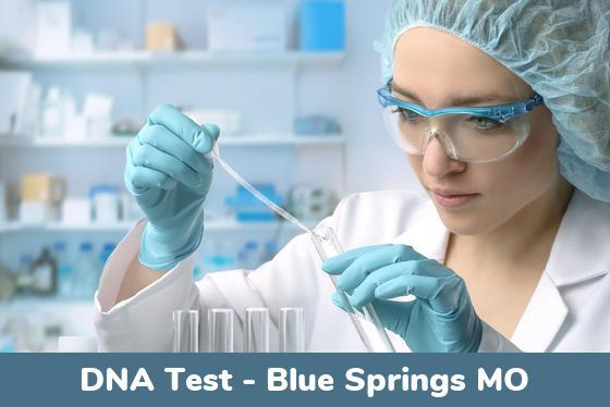 Blue Springs MO DNA Testing Locations