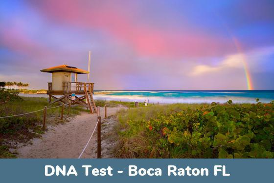 Boca Raton FL DNA Testing Locations