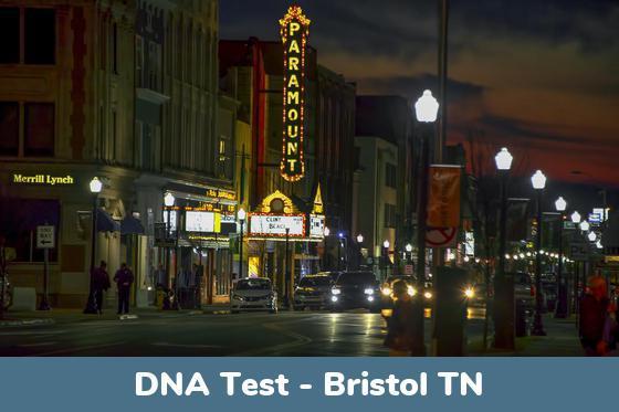 Bristol TN DNA Testing Locations