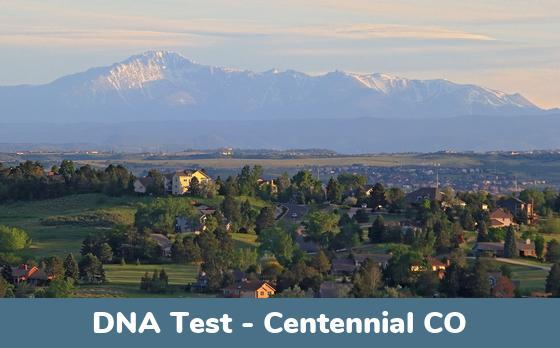 Centennial CO DNA Testing Locations