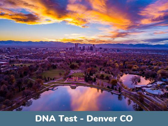 Denver CO DNA Testing Locations
