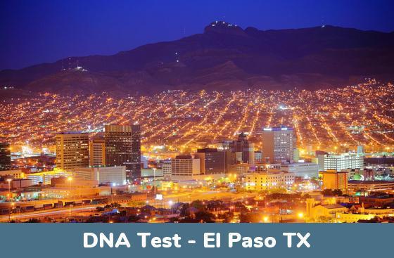 El Paso TX DNA Testing Locations