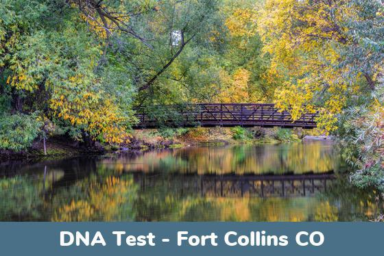 Fort Collins CO DNA Testing Locations