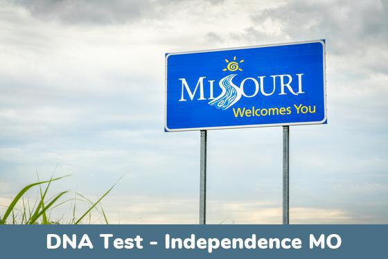 Independence MO DNA Testing Locations