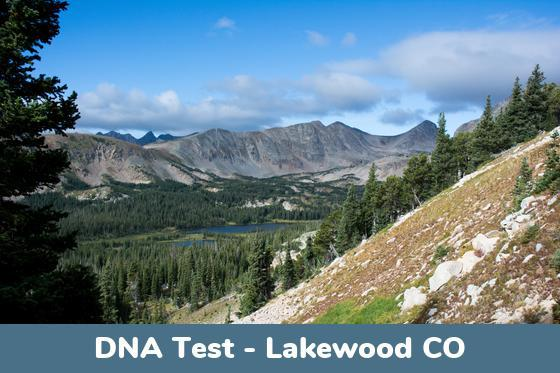 Lakewood CO DNA Testing Locations
