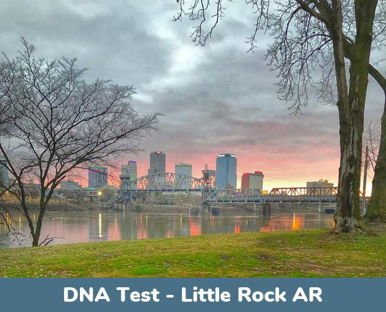Little Rock AR DNA Testing Locations