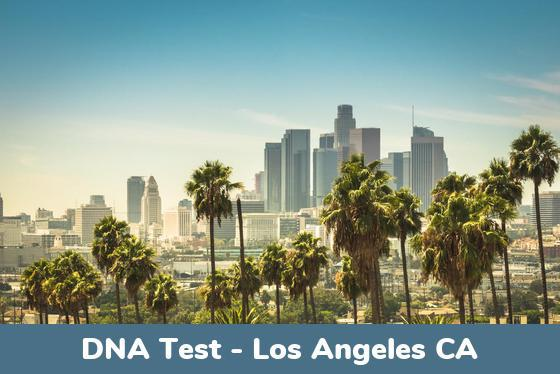 Los Angeles CA DNA Testing Locations