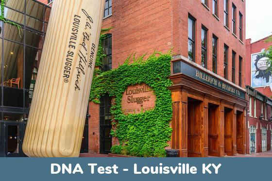 Louisville KY DNA Testing Locations