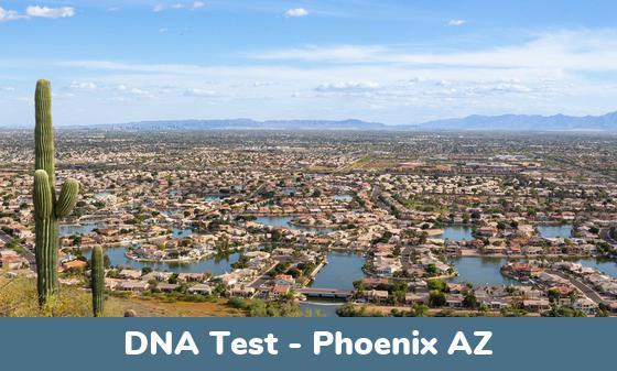 Phoenix AZ DNA Testing Locations