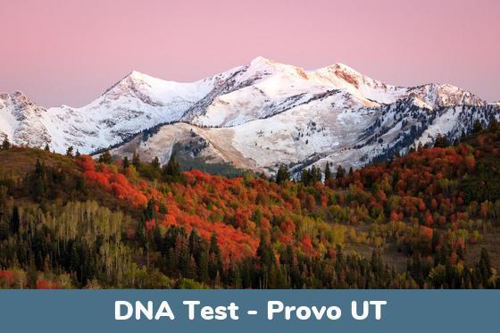 Provo UT DNA Testing Locations