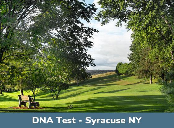 Syracuse NY DNA Testing Locations