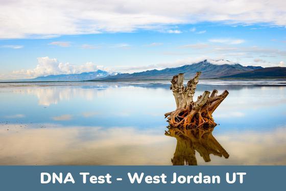West Jordan UT DNA Testing Locations