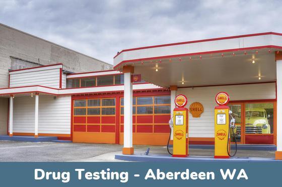 Aberdeen WA Drug Testing Locations