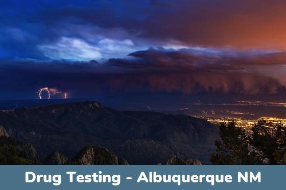 Albuquerque NM Drug Testing Locations