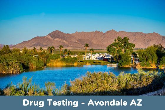 Avondale AZ Drug Testing Locations