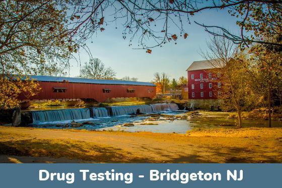 Bridgeton NJ Drug Testing Locations