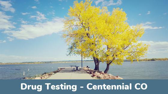Centennial CO Drug Testing Locations