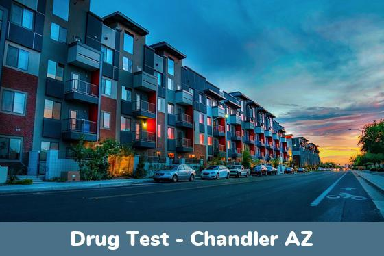 Chandler AZ Drug Testing Locations