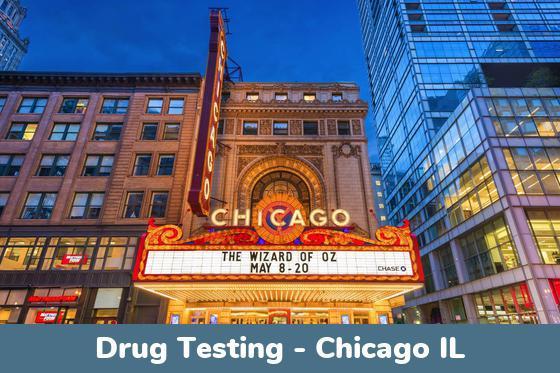 Chicago IL Drug Testing Locations