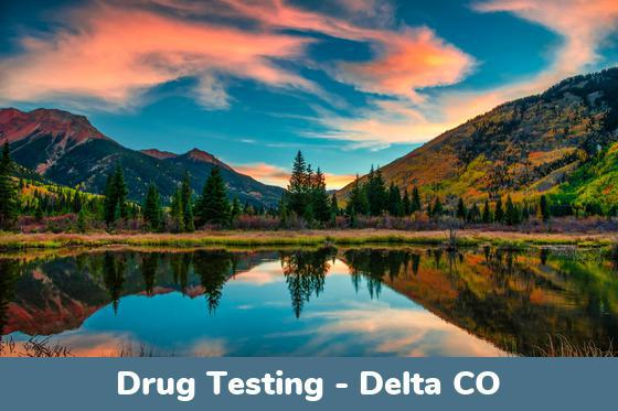 Delta CO Drug Testing Locations