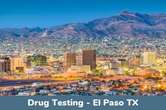 El Paso TX Drug Testing Locations