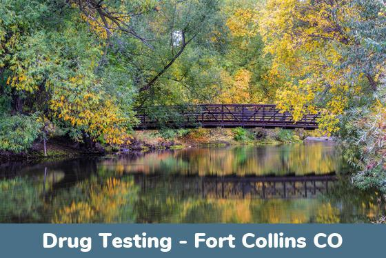 Fort Collins CO Drug Testing Locations