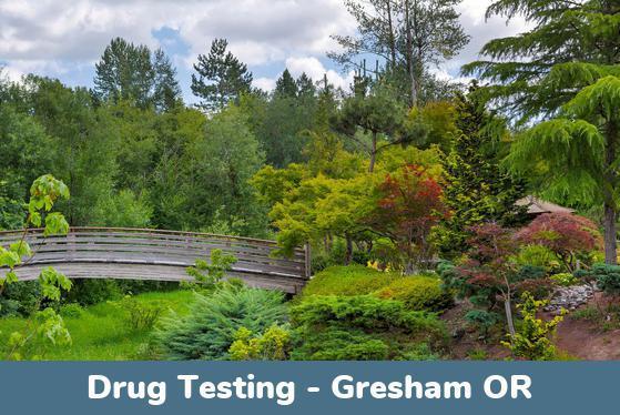 Gresham OR Drug Testing Locations