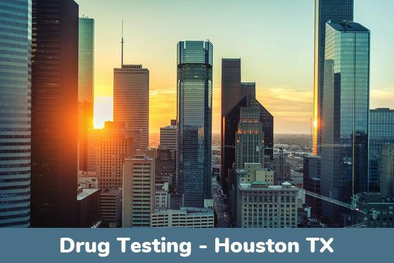 Houston TX Drug Testing Locations