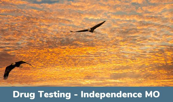 Independence MO Drug Testing Locations
