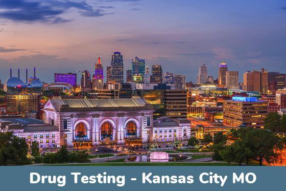 Kansas City MO Drug Testing Locations
