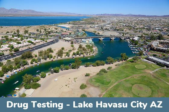 Lake Havasu City AZ Drug Testing Locations