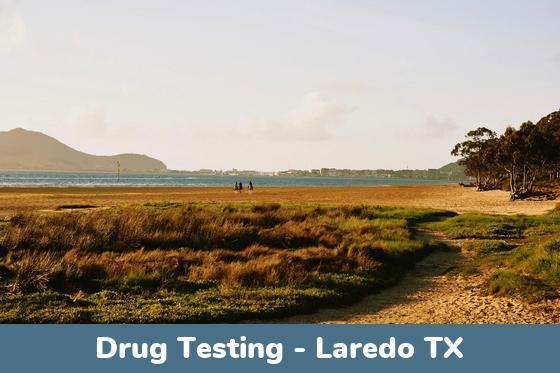 Laredo TX Drug Testing Locations