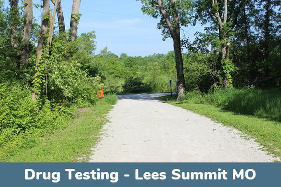 Lees Summit MO Drug Testing Locations
