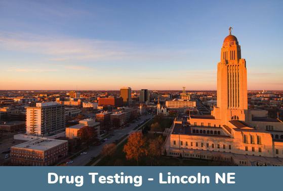 Lincoln NE Drug Testing Locations