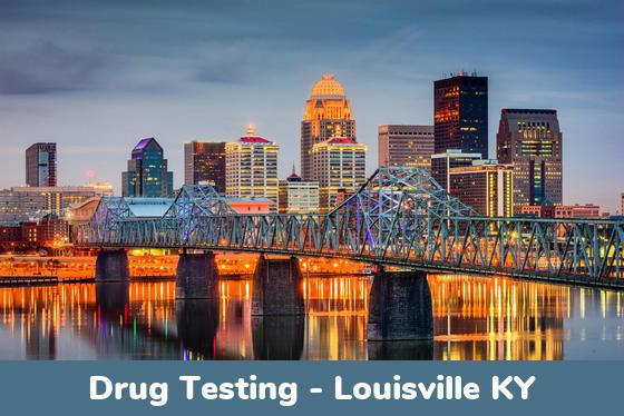 Louisville KY Drug Testing Locations