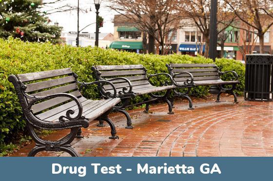 Marietta GA Drug Testing Locations