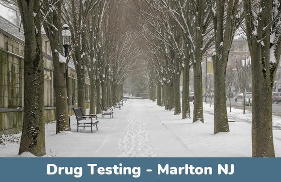 Marlton NJ Drug Testing Locations