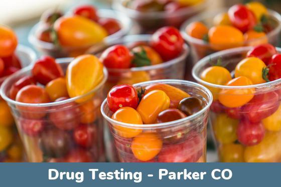 Parker CO Drug Testing Locations