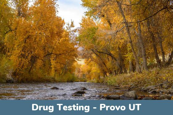 Provo UT Drug Testing Locations