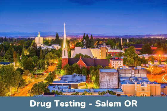 Salem OR Drug Testing Locations