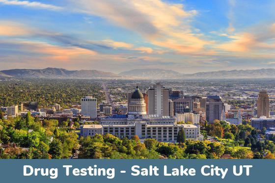 Salt Lake City UT Drug Testing Locations