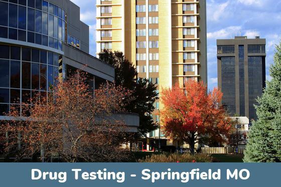 Springfield MO Drug Testing Locations